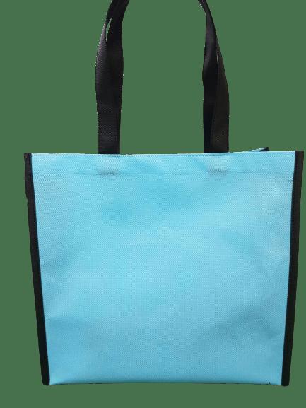 ผลิตกระเป๋าผ้าสปันบอลพร้อมกรีน