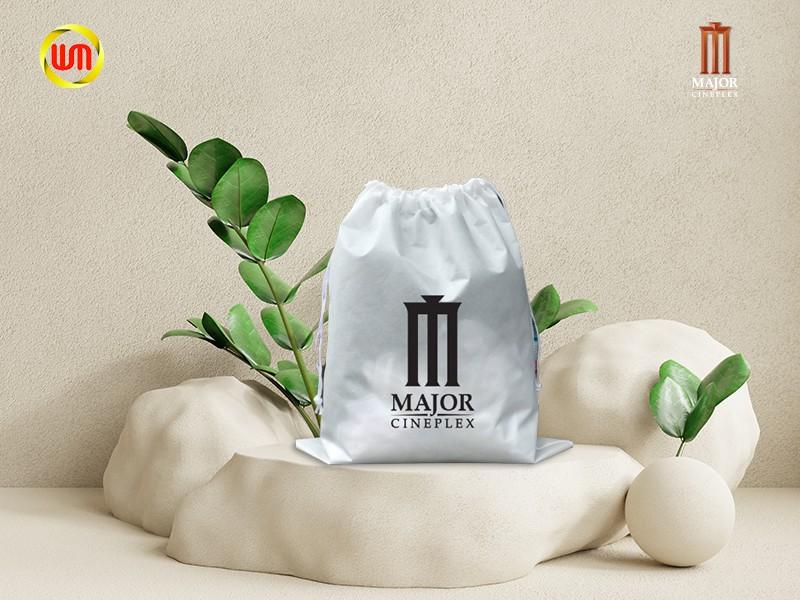 ผลงานการผลิตถุงยังชีพให้กับ เมเจอร์ ซีนีเพล็กซ์